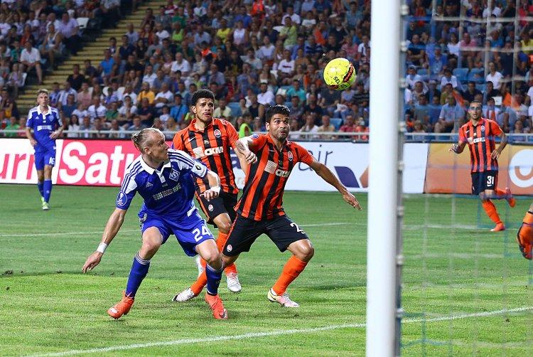 В Украине на старт вышли лучшие футбольные клубы страны