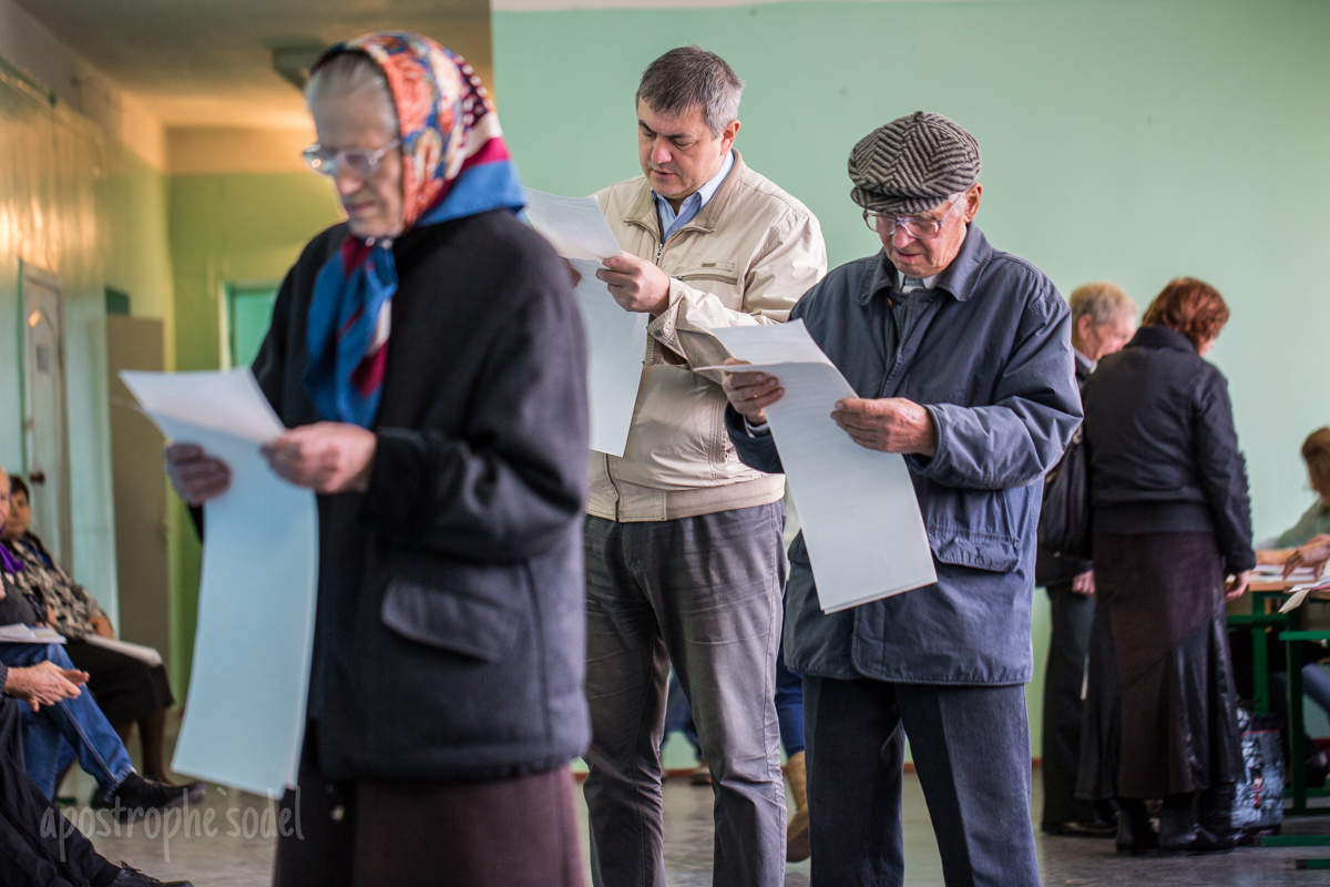 """""""Апостроф"""" проследил, как голосовали основные кандидаты в мэры Киева"""