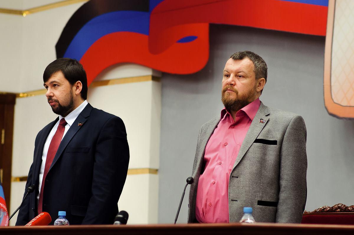 Как жители оккупированного Донецка отнеслись к перевороту в верхушке ДНР