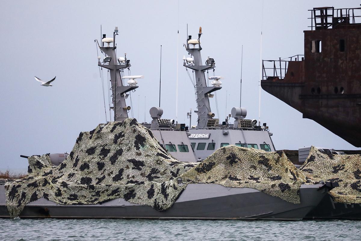 Микола Полозов про перспективи отримання компенсації з Росії за захоплення українських кораблів