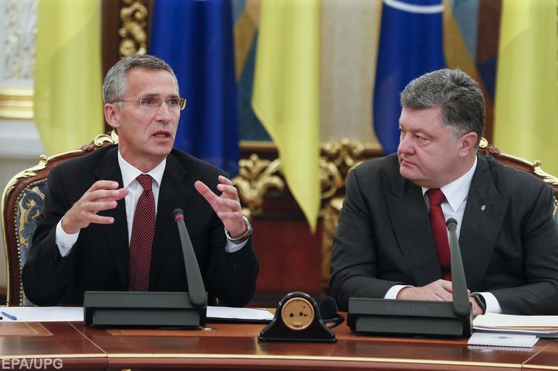 Программа сотрудничества Украина-НАТО на 2017 год является своеобразной лакмусовой бумажкой для США