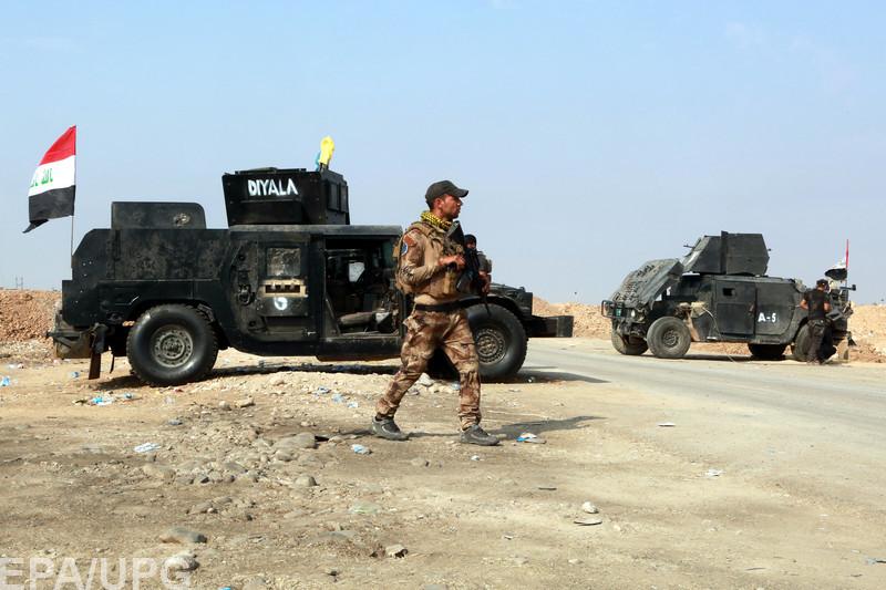 Анкара і Багдад на тлі операції в Мосулі обмінюються погрозами