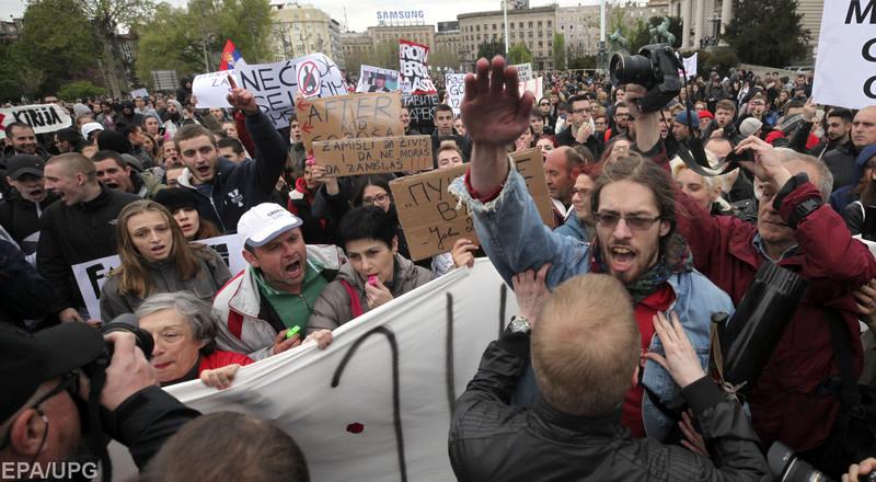 Москва продолжает вмешиваться во внутренние дела балканских стран