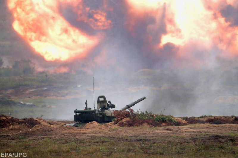 """Агрессивными учениями """"Запад-2017"""" Кремль показывает свое отношение к санкциям"""