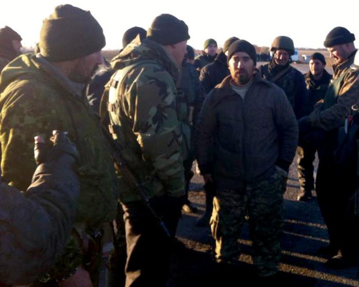 Боевики атакуют 31-й блокпост в Луганской области