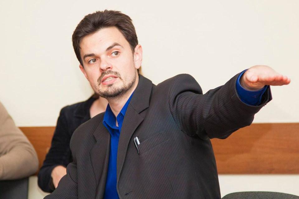 Советник министра информационной политики Украины рассказал о войне с Россией