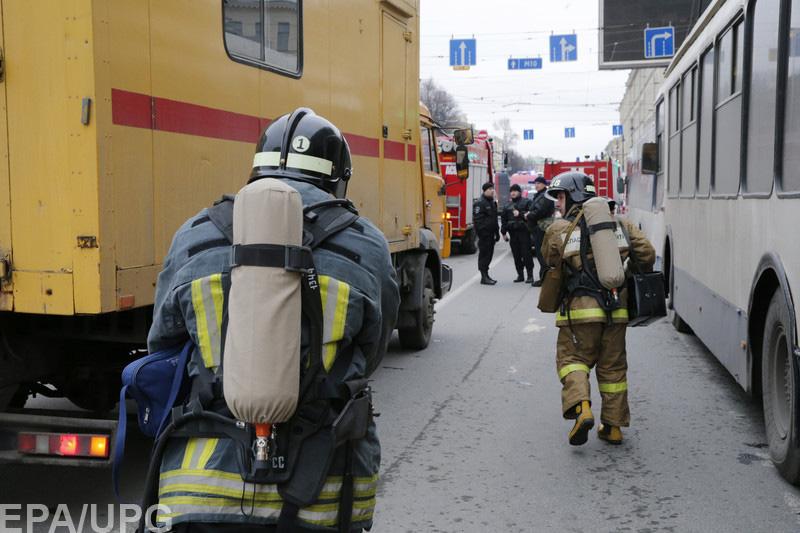 Взрывы вметро Санкт-Петербурга: «теракт» соследом изближнего зарубежья?