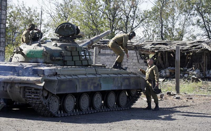 Военнослужащие ВСУ утверждают, что против них снова выступили солдаты армии РФ