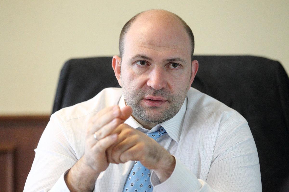 Парцхаладзе о проблемах Киевской области и путях ее развития