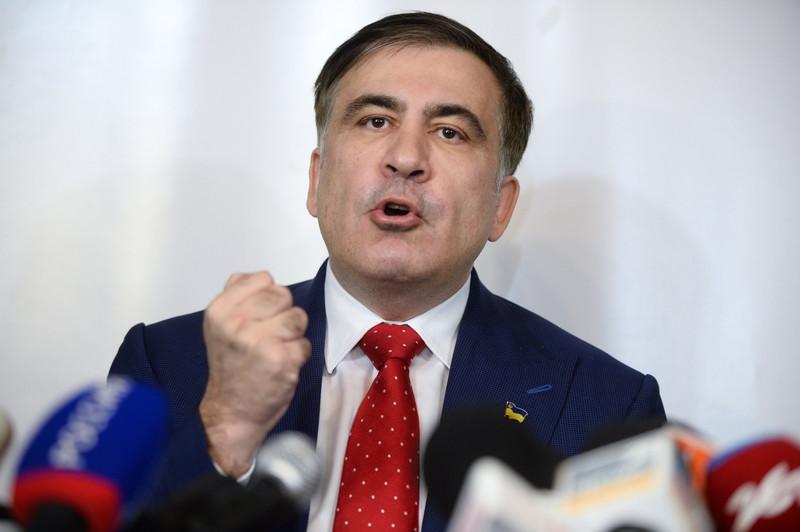 Саакашвили вВаршаве потребовал, чтобы его судили вгосударстве Украина