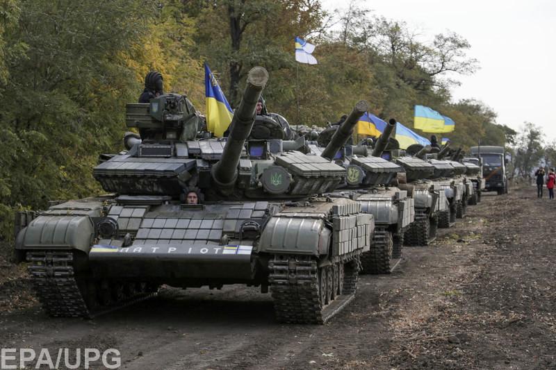 Что нужно сделать Украине для того, чтобы вернуть Донбасс силовым путем