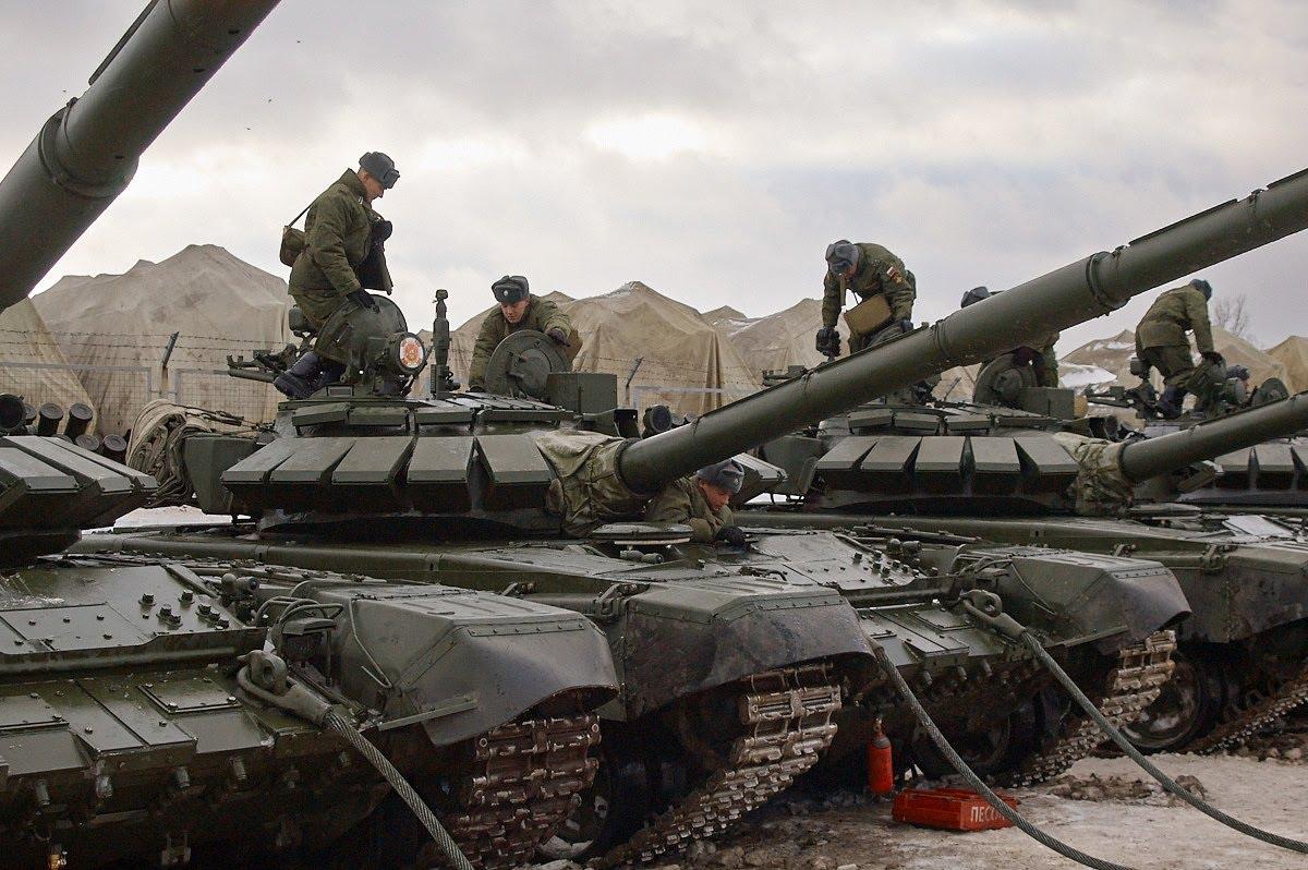 Разведка Минобороны утверждает, что Донбасс превращен в испытательный полигон для армии РФ