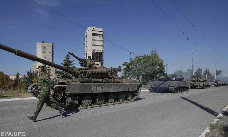 Предложением ввести миротворцев Путин пытается легализовать войска РФ на Донбассе