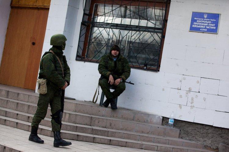 О Крыме и безвыходном положении Путина