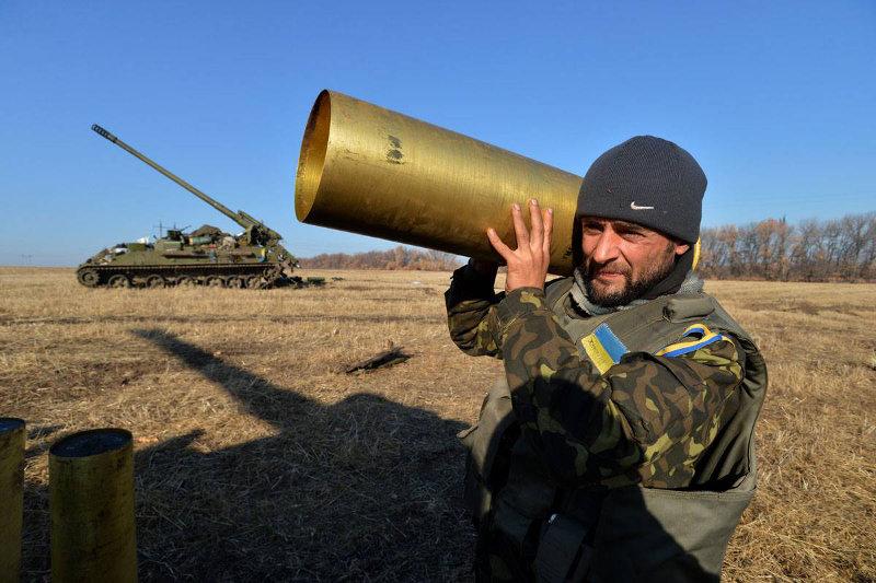 У российской армии может не хватить сил для широкомасштабного наступления