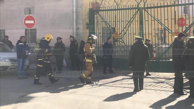 В России прогремел взрыв в военной академии