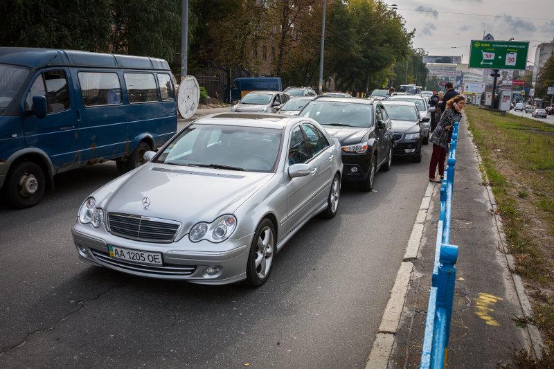 С начала года угнано более 10 тысяч автомобилей