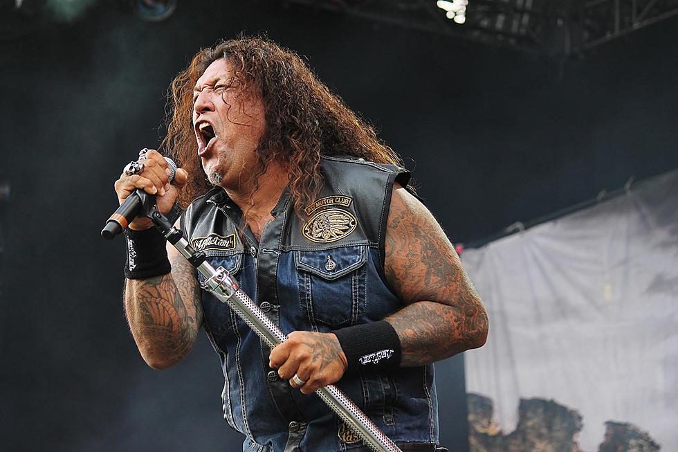 Фронтмен метал-группы Testament сообщил о позитивном тесте на коронавирус