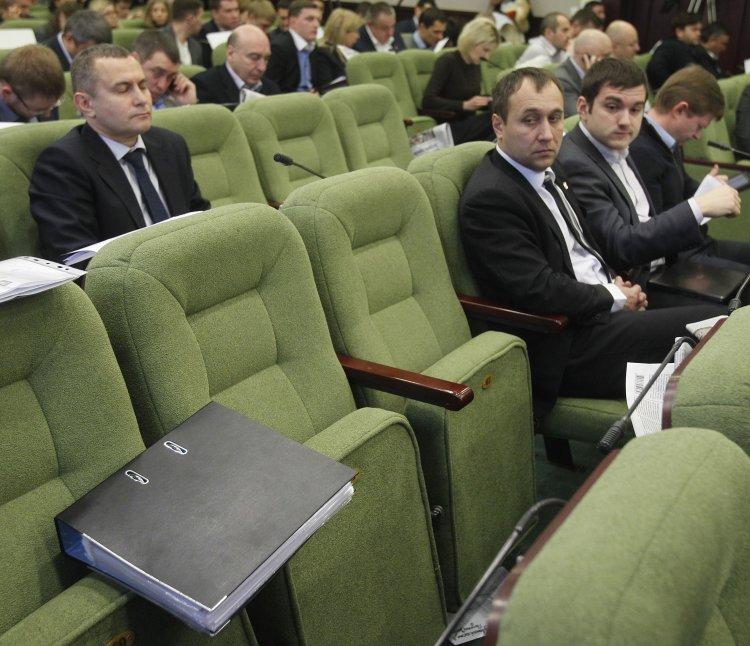 В Раде предалагают сократить количество депутатов местных советов