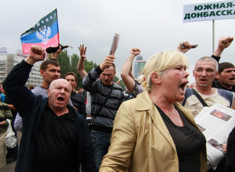 """Где Россия будет создавать новое марионеточное """"государство""""?"""