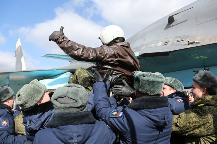 1984 погибших мирных сирийца - таков итог авиаударов вооруженных сил РФ