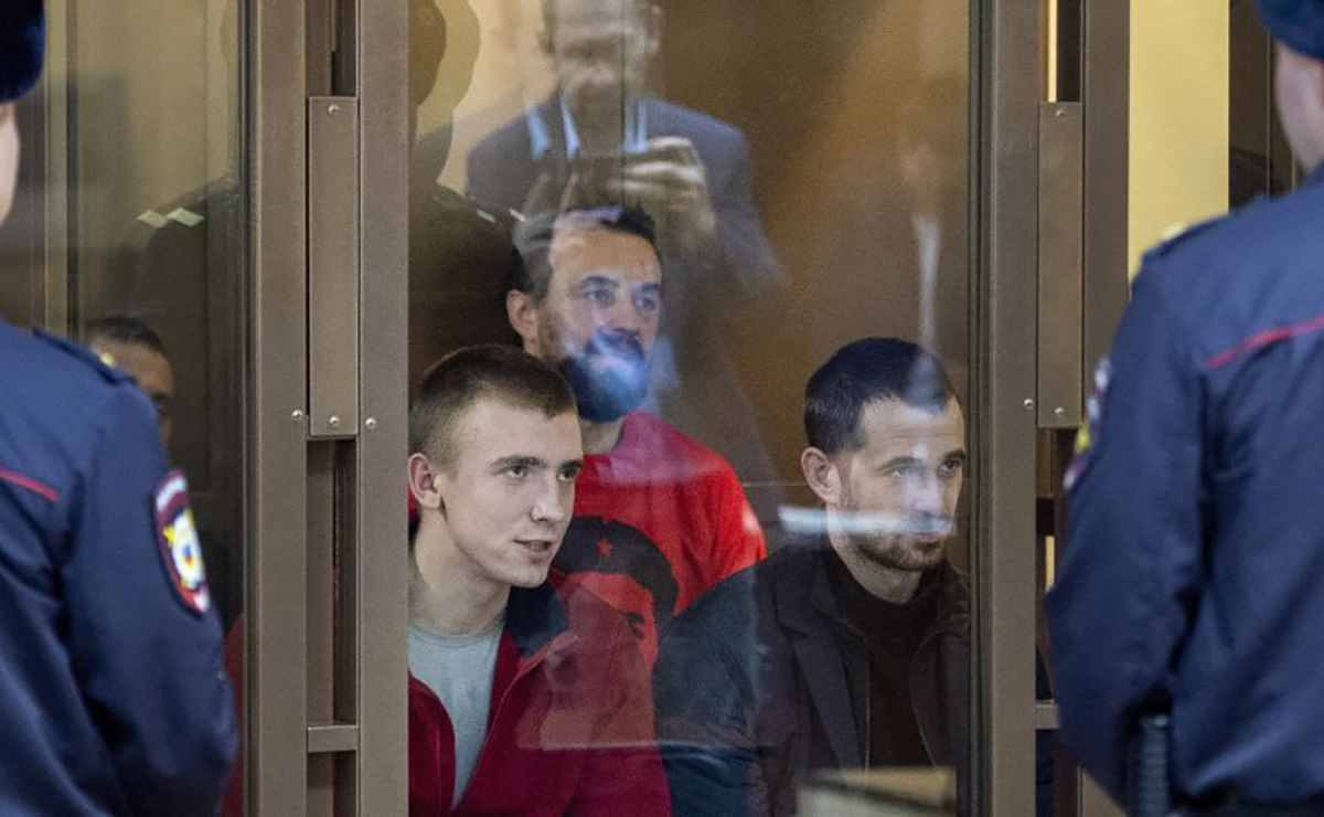ВМИД Российской Федерации сказали опереговорах сУкраиной— Возвращение украинских моряков