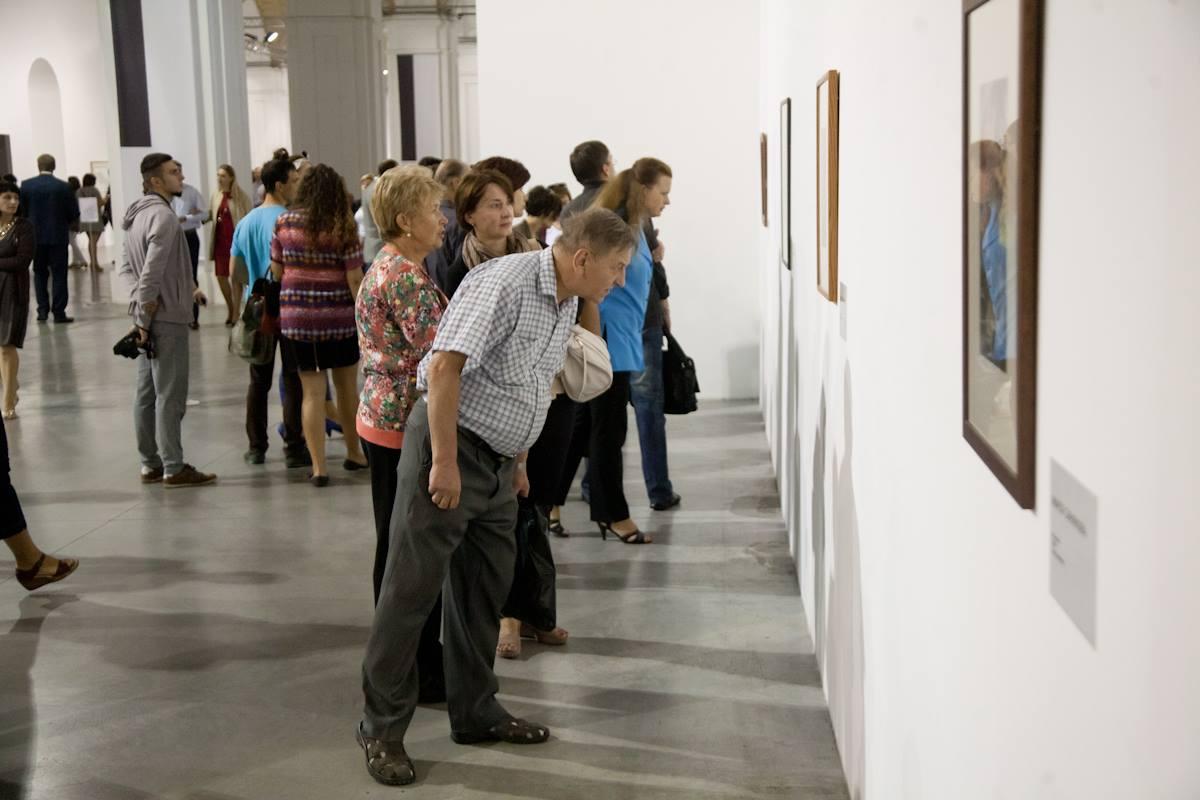 В Киеве открылась выставка Игоря Дыченко, сохранившего картины репрессированных художников
