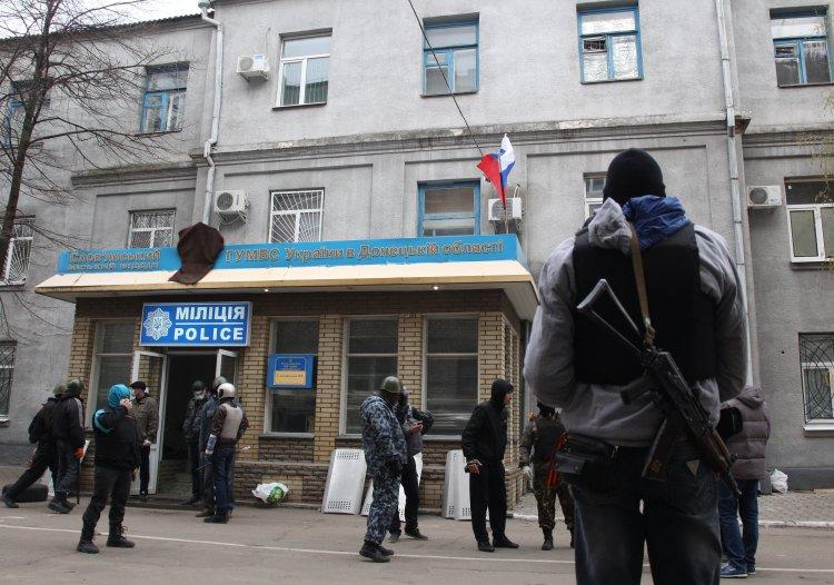 Очевидец событий рассказал, как проходили бои под Славянском весной и летом прошлого года