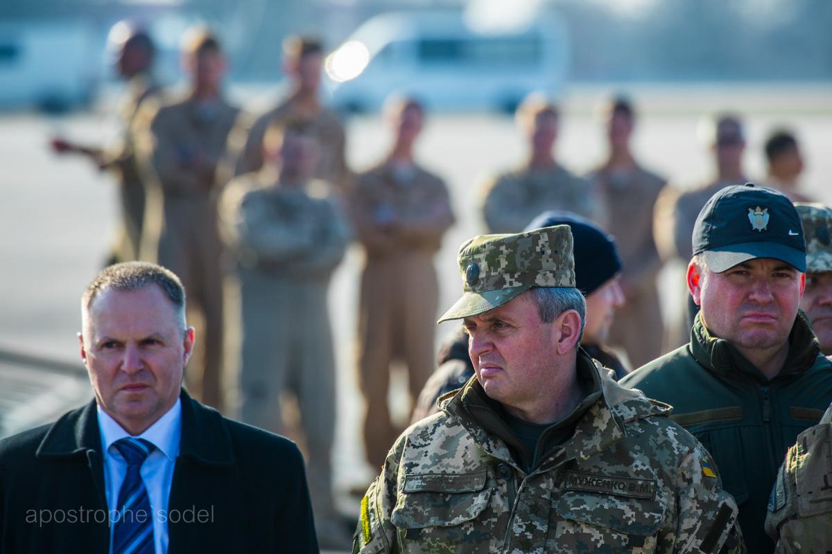 Начальник Генерального штаба рассказал, как будет развиваться военная ситуация в Украине