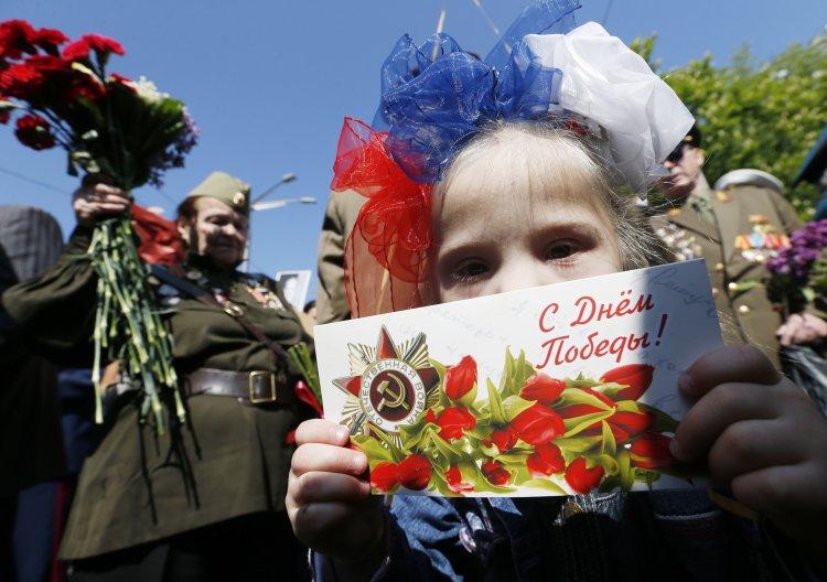 Для Кремля День победы - инструмент мобилизации населения вокруг себя