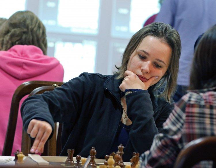 Она выиграла в финале у Натальи Погониной и стала чемпионкой мира по шахматам