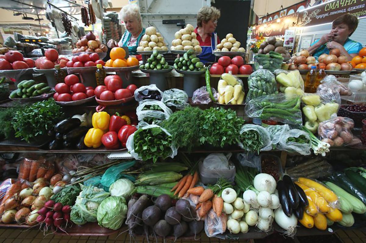 У серпні очікується падіння вартості фруктів і овочів
