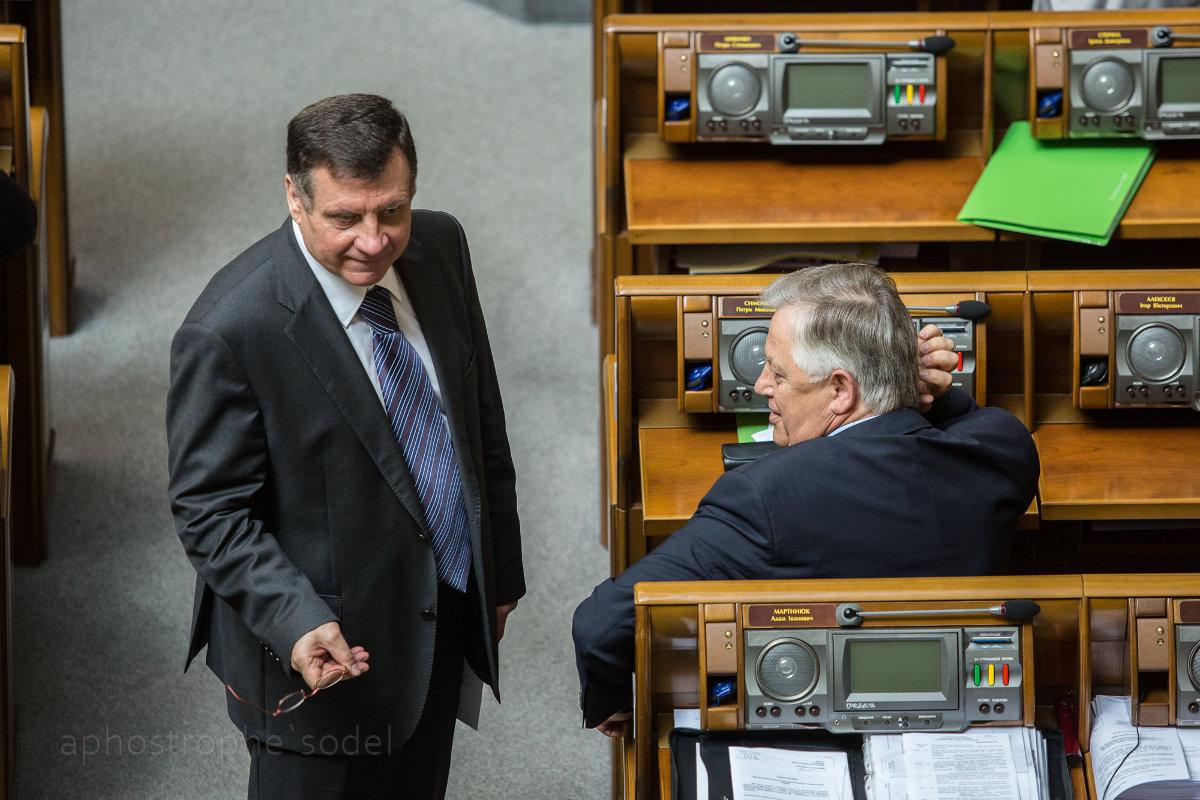 Фракция КПУ в Верховной раде прекратила свое существование