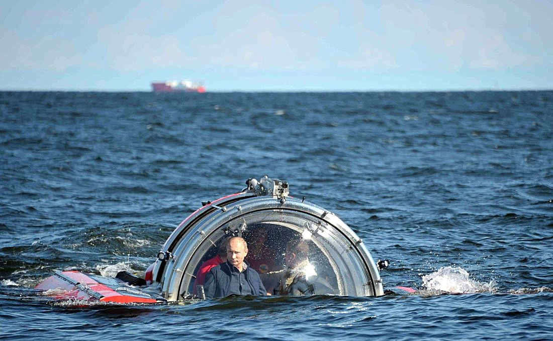 Почему Путин проиграет на мировой арене?