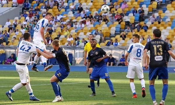 Вице-чемпион Украины сыграл второй матч на неделе во Львове