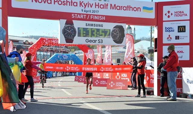 3000 человек решились преодолеть дистанцию в 21 километр