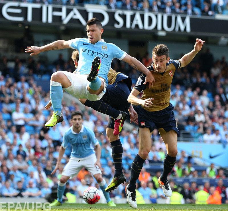 В 37-м туре английской Премьер-лиги  конкуренты в борьбе за место в Лиге чемпионов сыграли вничью 2:2