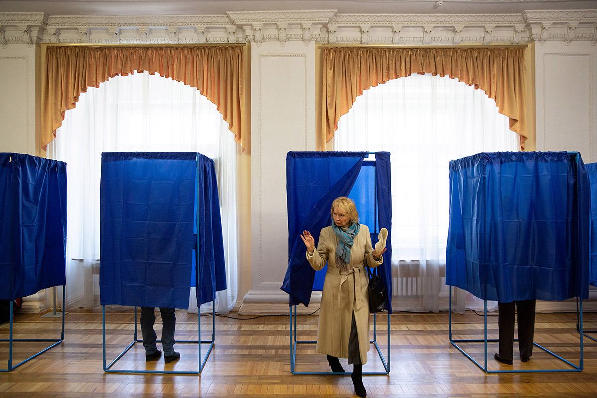 Зеленський буде шостим президентом України