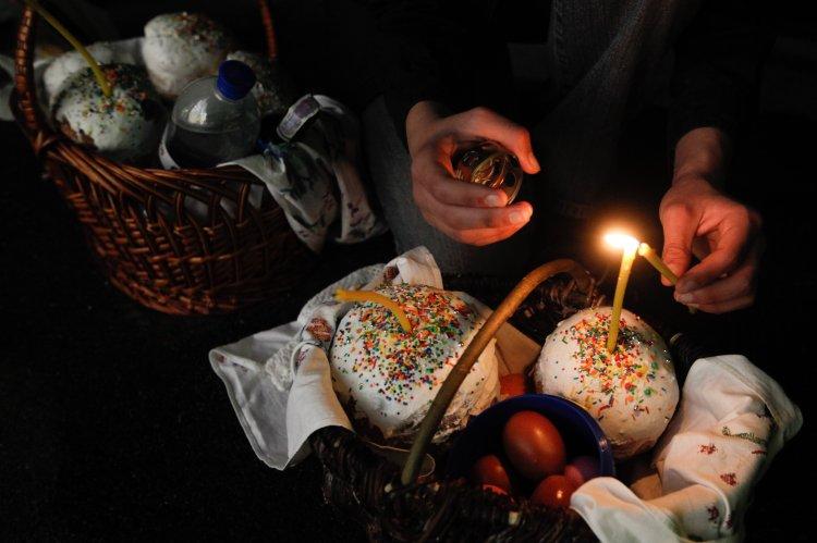 Набор для празднования Пасхи в 2015 году подорожал на 60-70%