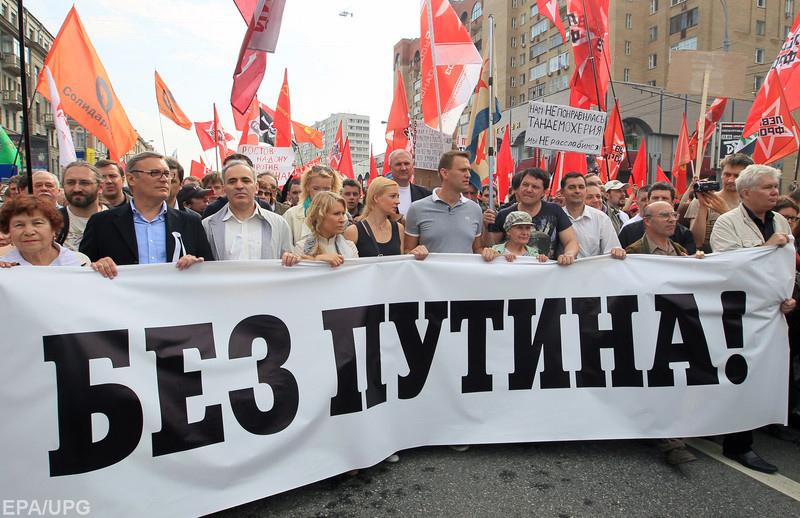Росії загрожують серйозні наслідки через дії путінського режиму