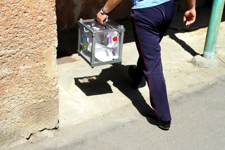 Чиновники отрапортовали о полной готовности к проведению выборов