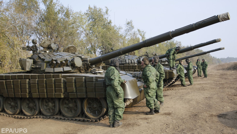 Кремль не прагне до вирішення конфлікту