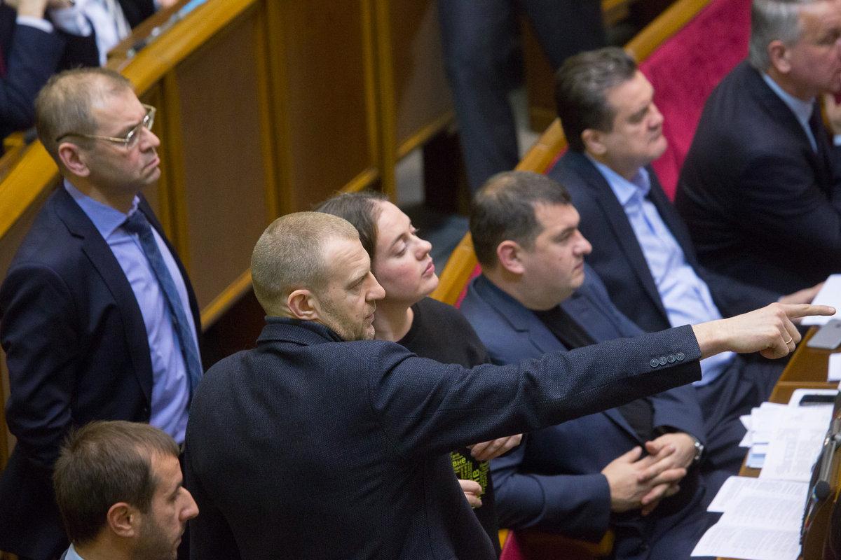 """В """"Батькивщине"""" требуют отстранить Тетерука от участия в заседаниях парламента"""