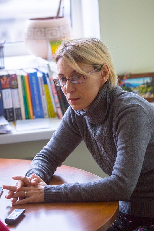 Блогер и активистка Елизавета Богуцкая просит не относиться к крымчанам как к изгоям и предателям