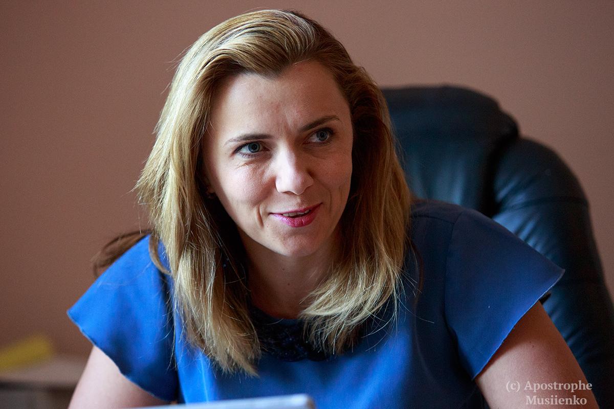 Будет использован ряд мер, в том числе техническая помощь на развитие украинского экспорта