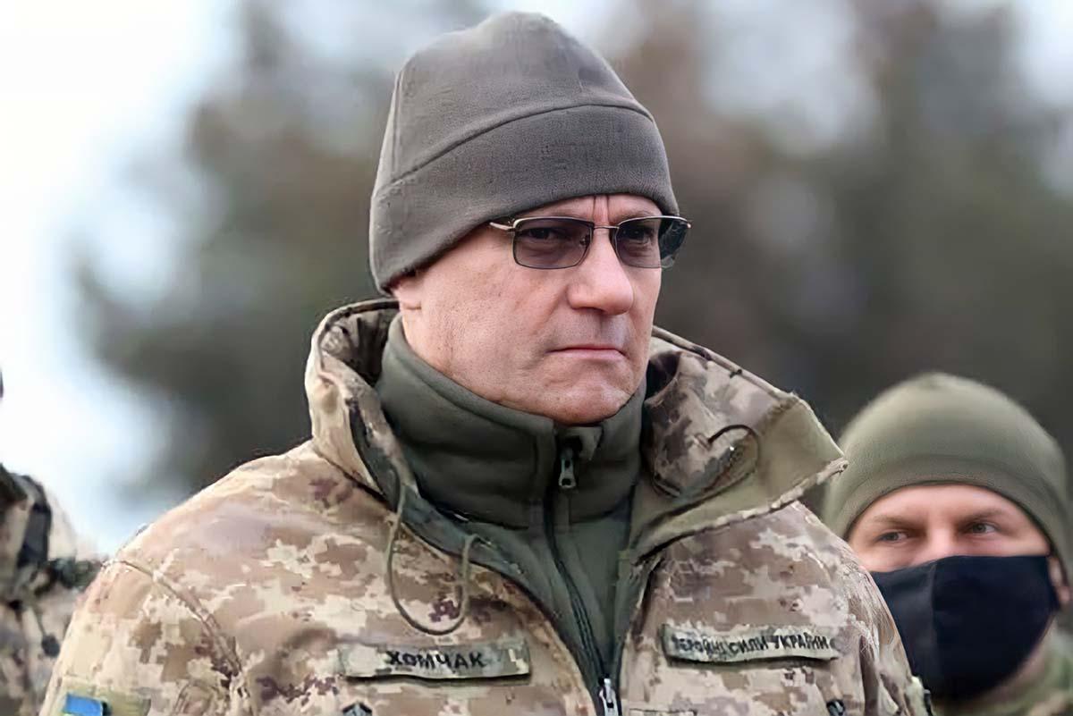 Главнокомандующий ВСУ о перевооружении армии