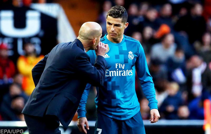 В 27-м туре Примеры Реал обыграл Хетафе