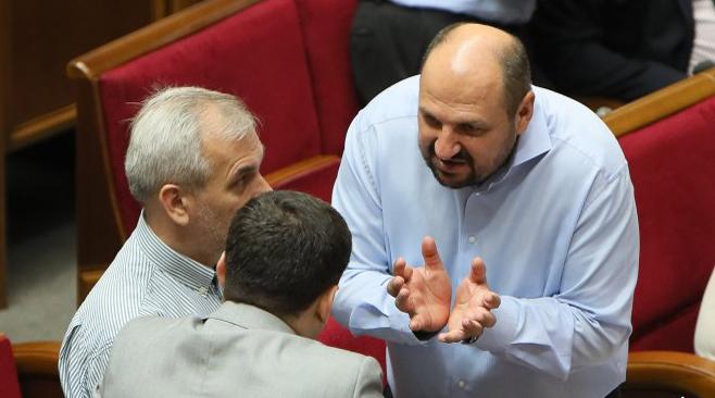 В Раде не решились поддержать арест депутатов