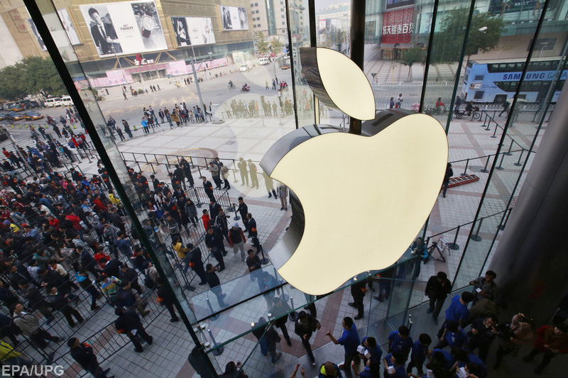 Apple презентовала три новых смартфона, часы и ТВ-приставку