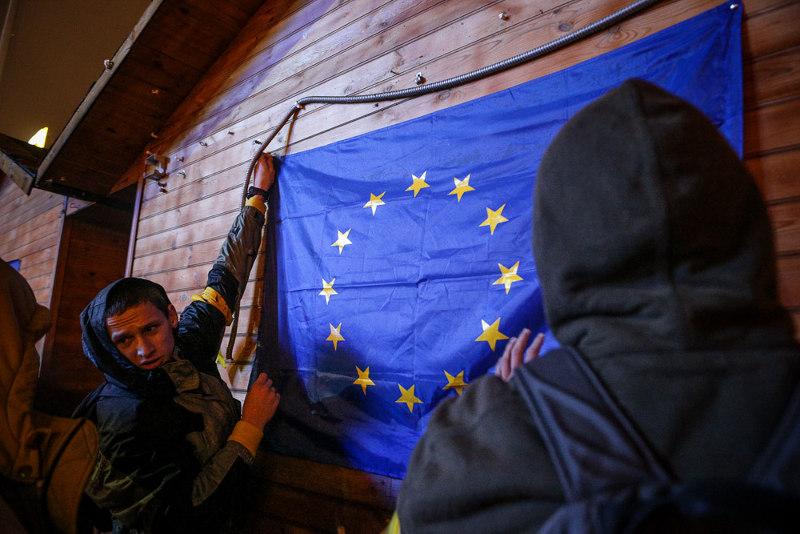 Правительство рассказало, как оно выполняет соглашение об ассоциации с ЕС